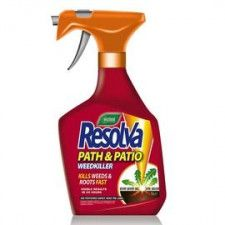 Resolva Path & Patio Weed Killer RTU 1L