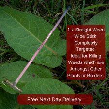 Angled Weed Wiper Stick