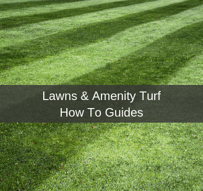 Lawns & Amenity Turf Guides