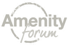 We are a member of  Amenity Forum