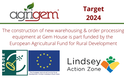 Agrigem Target 2020 Funding