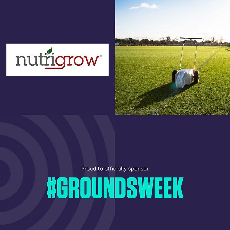 #Groundsweek